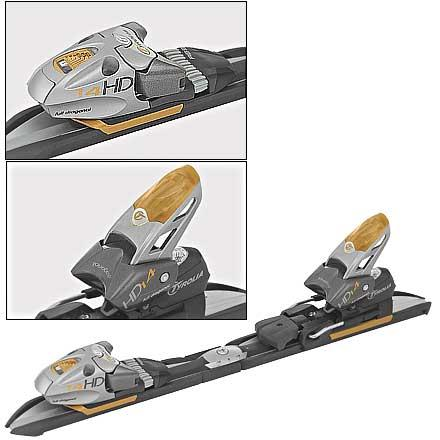 Tyrolia HD 14 RailFlex Ski Binding