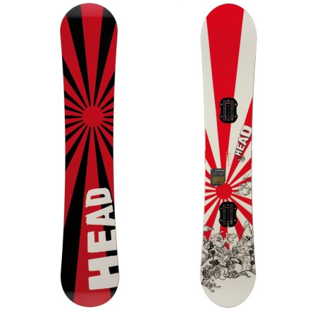 Head Snowboards USA I.CT Intelligence Premium Eric Themel Snowboard