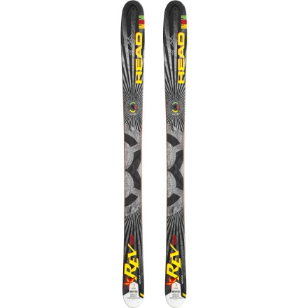 Head Skis USA Rev 105 Ski