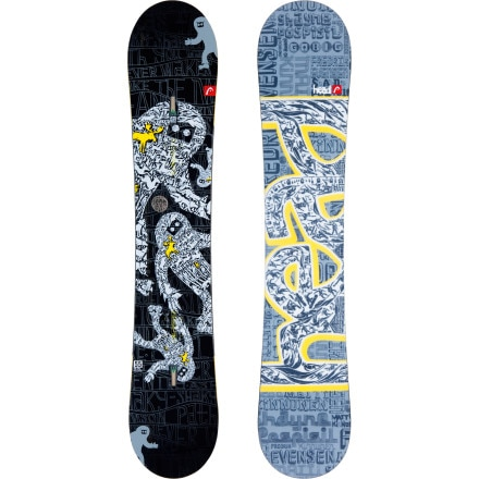 Head Snowboards USA The Evil KERS Snowboard