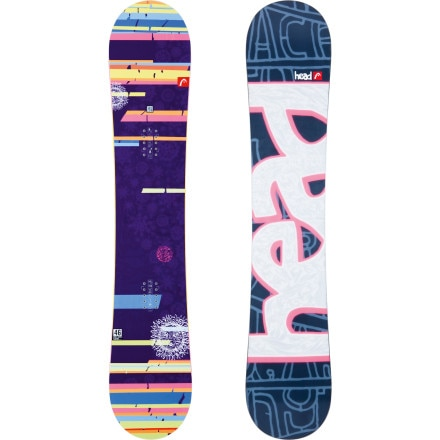 Head Snowboards USA She's Good Snowboard - Women's