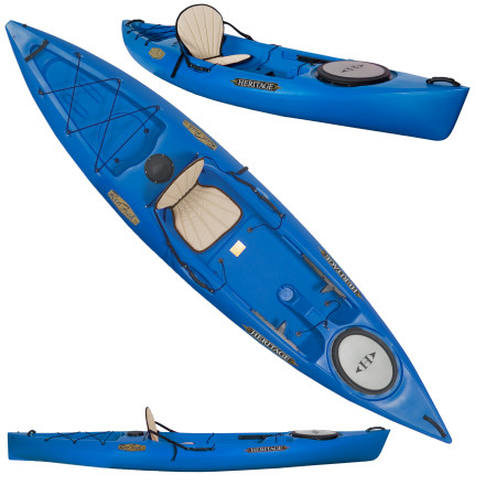 photo: Heritage Kayaks Redfish 12 sit-on-top kayak