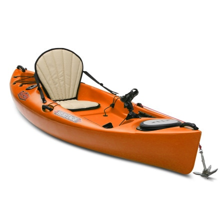 Heritage Kayaks RedFish 12 Angler Fishing Kayak