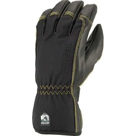 photo: Hestra Soft Shell Short Glove