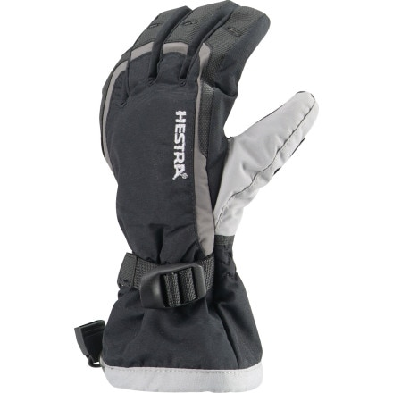 photo: Hestra Czone Gauntlet Jr Glove insulated glove/mitten
