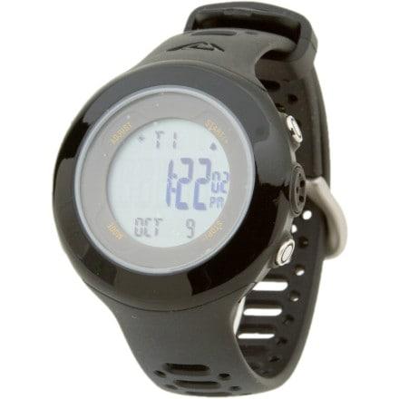 photo: Highgear Axio altimeter watch