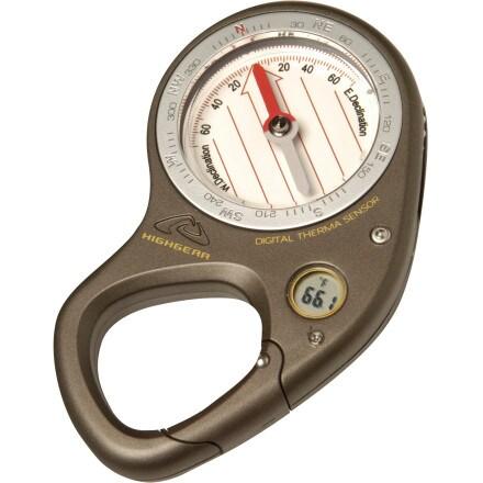 photo: Highgear TrailPilot 2 handheld compass
