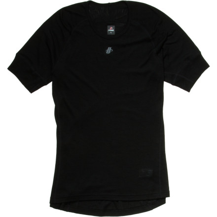 Hincapie Sportswear PowerCore Merino Base Layer - Short-Sleeve - Men's
