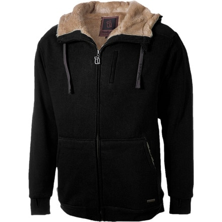 Hoodlamb Furry Full-Zip Hoody - Men's