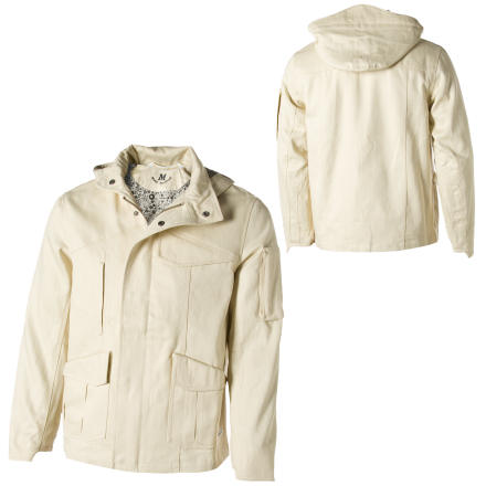 Hoodlamb Summer Tech Jacket - Men's