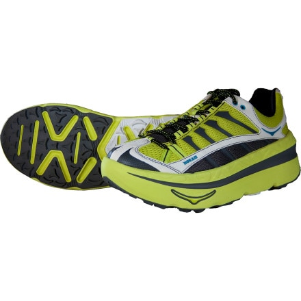 photo: Hoka Mafate 2 trail running shoe