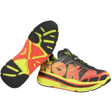 Hoka One One Stinson Tarmac Running Shoe - Men's