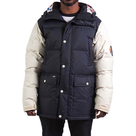 Holden Puffy Down Jacket - Men's