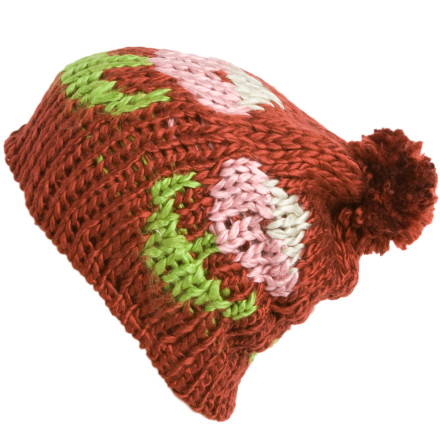 photo: Holden Flower Beanie winter hat