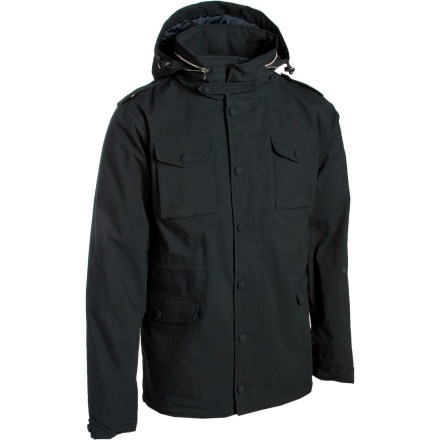 photo: Holden Phillips Jacket waterproof jacket