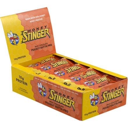 Honey Stinger 10g Protein Bars - LP