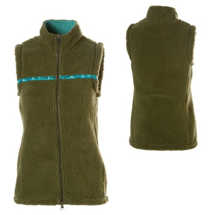 photo: Toad&Co Tomboy Vest fleece vest