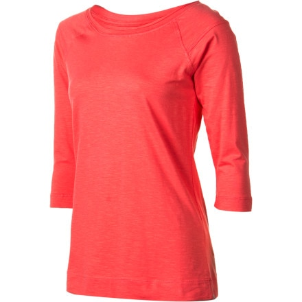 Horny Toad Rollick Shirt - 3/4 Sleeve - Women's
