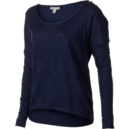 Toad&Co Shadowstripe Pullover Sweater - Women's