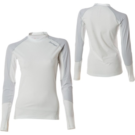 photo: Houdini Liquid Skin Crew long sleeve performance top