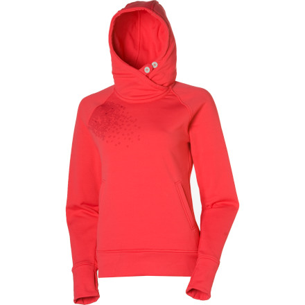photo: Houdini Econ Lounge Hood fleece top