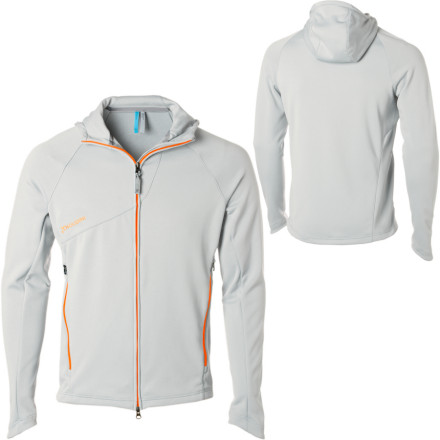 photo: Houdini Transition Houdi fleece jacket