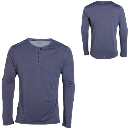 photo: Houdini Metropolis Shirt long sleeve performance top