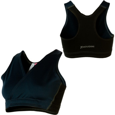 photo: Houdini Mix Wrap Bra sports bra