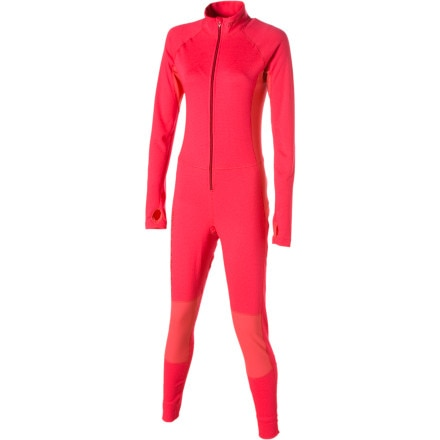 photo: Houdini Miss H Suit one-piece base layer