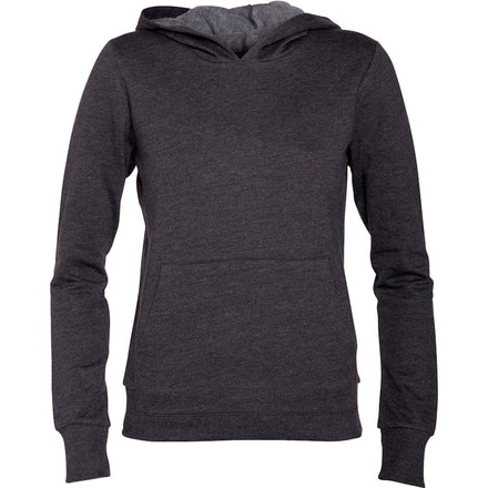 Hurley Solid Slim Fleece Pullover Hoodie - Women's