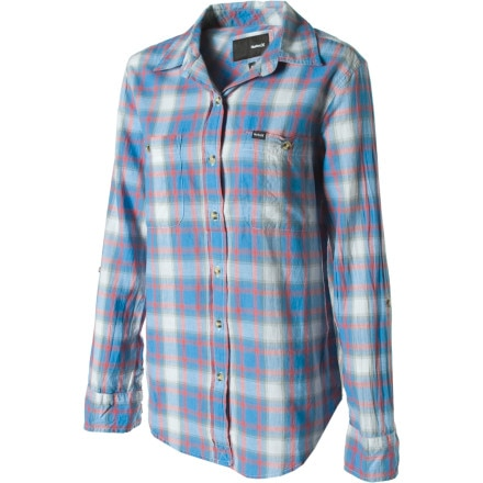 Hurley Wilson 2 Shirt - Long-Sleeve - Women's