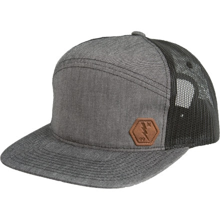 Hurley Interlocker Trucker Hats