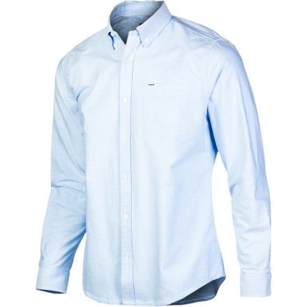 Hurley Ace Oxford Shirt - Long-Sleeve - Men's