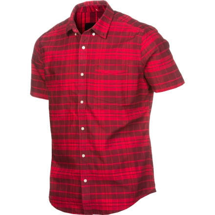 Hurley Ace Oxford Shirt - Short-Sleeve - Men's