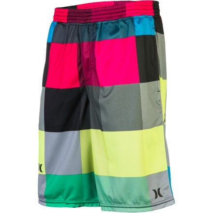 Hurley Kings Road Mesh Short - Men's