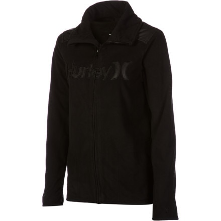 Hurley Whistler Full-Zip Sweatshirt - Women's