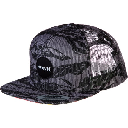 Hurley Krush Mesher Flexfit Hat