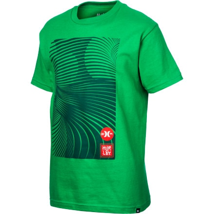 Hurley Roboto T-Shirt - Short-Sleeve - Boys'