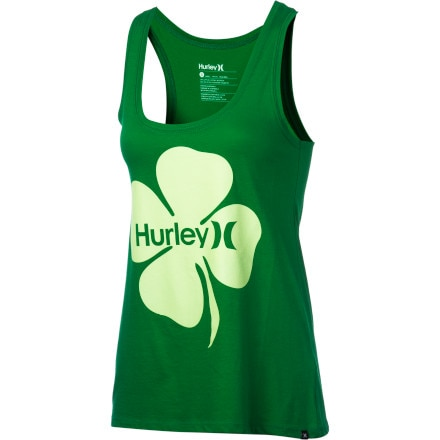 Hurley Lucky Day Perfect Tank Top - Women's