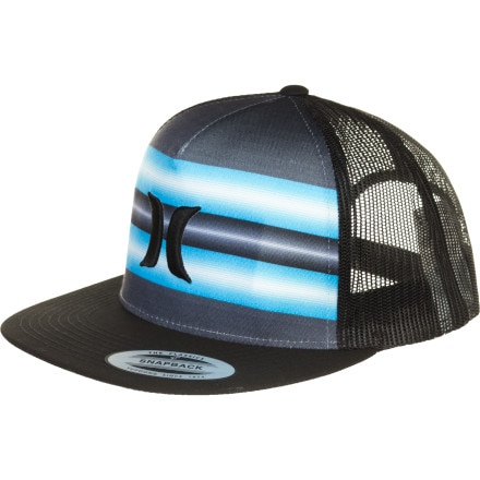Hurley Block Party Dalek Trucker Hat