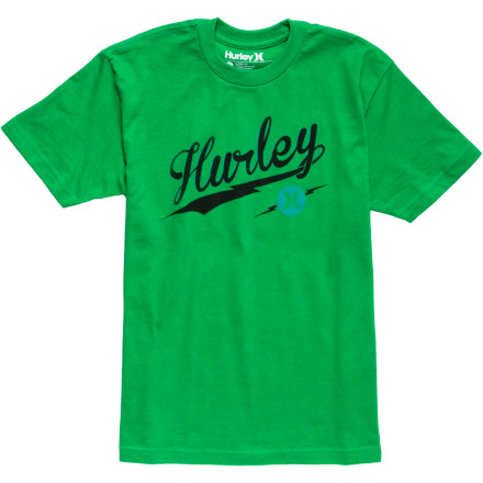 Hurley Era Classic T-Shirt - Short-Sleeve - Boys'
