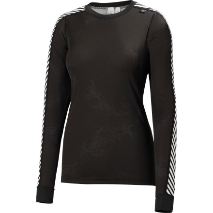 photo: Helly Hansen Multi Graphic L/S base layer top