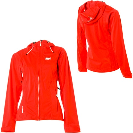 photo: Helly Hansen Barrier Stretch 3L XP Jacket soft shell jacket