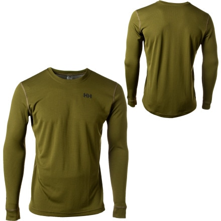 photo: Helly Hansen Men's Stripe Crew base layer top