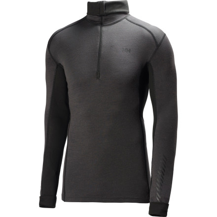 photo: Helly Hansen Men's HH Warm Odin Hybrid Top
