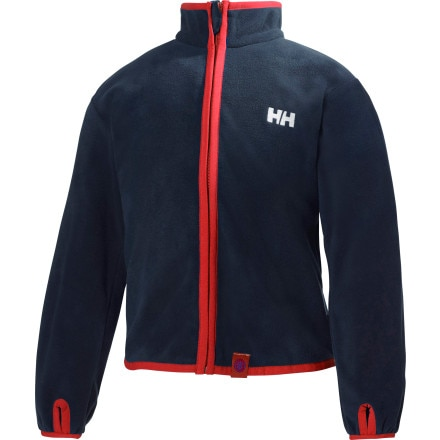 Helly Hansen Shelter Microfleece Jacket - Girls'