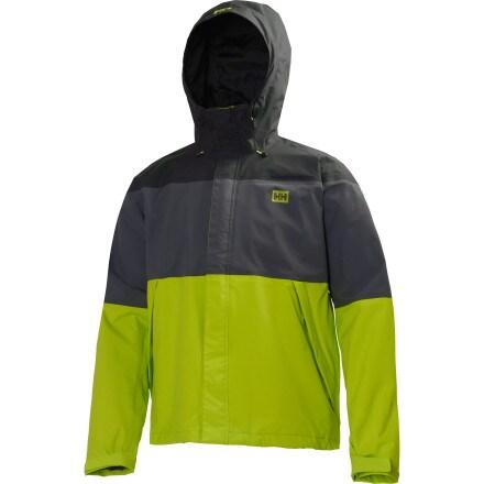 photo: Helly Hansen Vancouver Tricolor Jacket waterproof jacket
