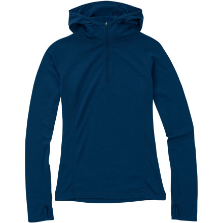 Ibex Hooded Indie Top - Women's