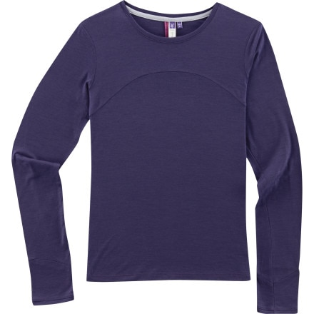 photo: Ibex Echo Outback long sleeve performance top