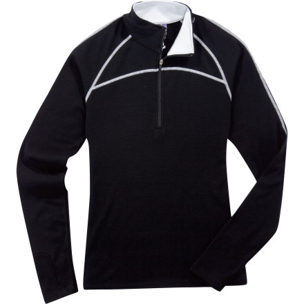 photo: Ibex Women's Zepher Sport long sleeve performance top